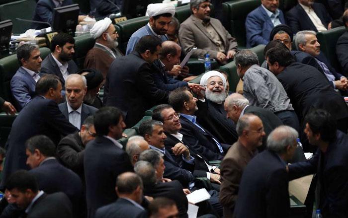 رای اعتماد مجلس به چهار وزیر پیشنهادی روحانی