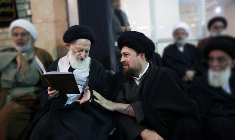 واکنش سید حسن خمینی به نامه تند آیت الله یزدی