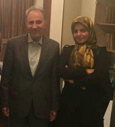 حواشیِ ازدواج مجدد شهردار سابق تهران