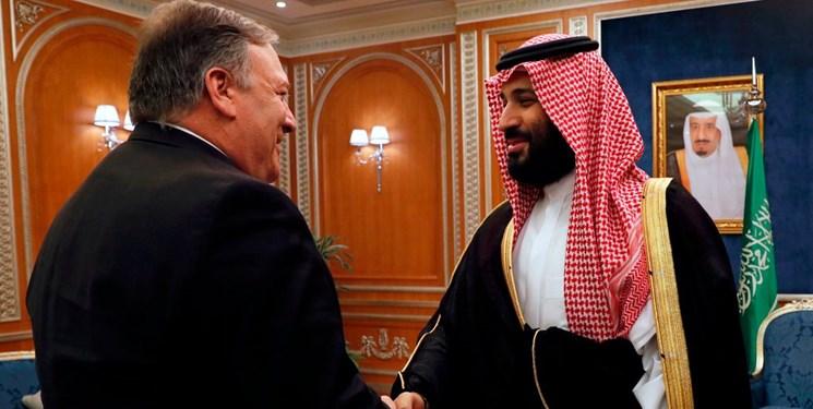 پامپئو: آمریکا به سعودیها برای مقابله با ایران نیاز دارد