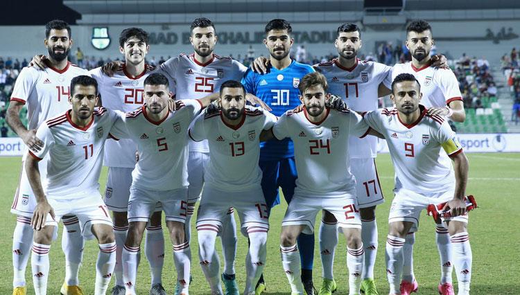صعود ایران به رده ۲۹ رده بندی فیفا