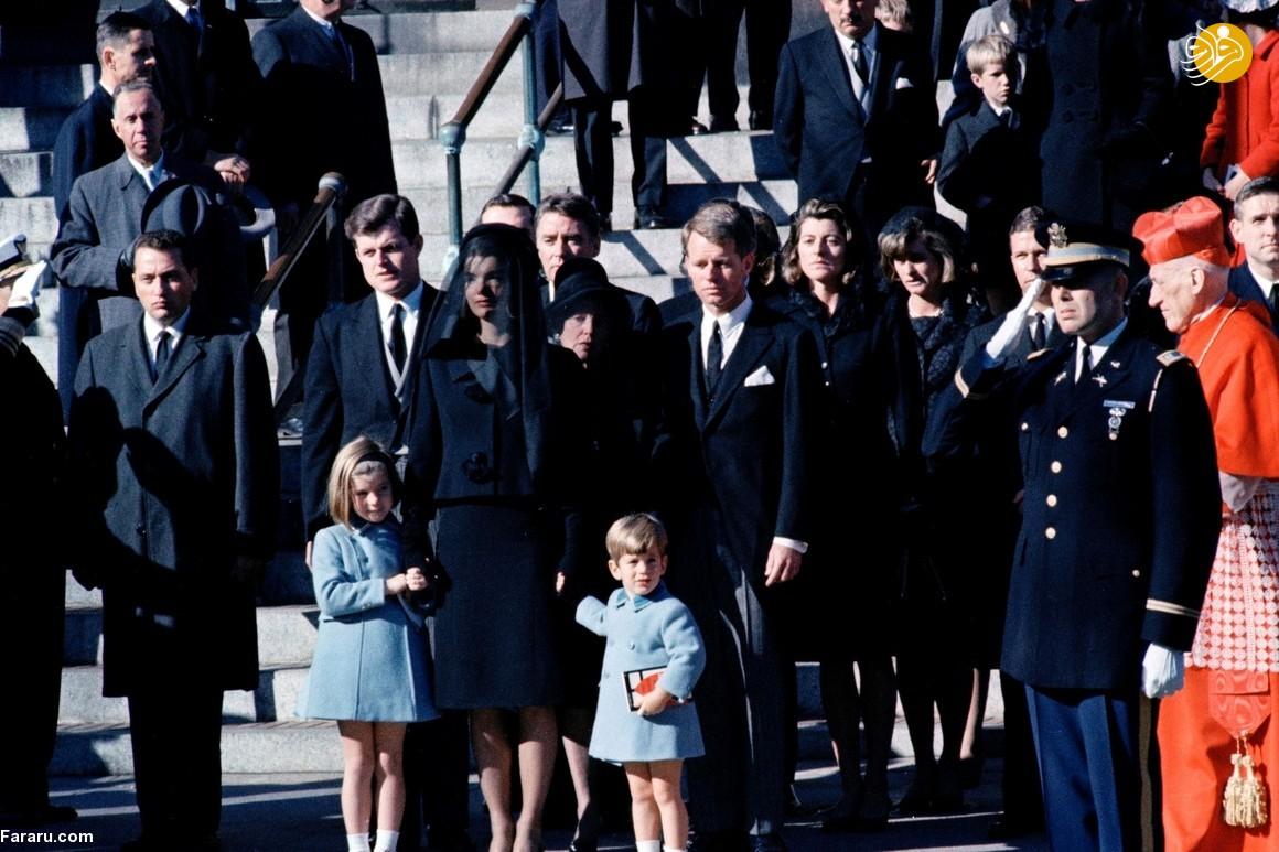 (تصاویر) معمای کندی، ترور رئیس جمهوری صلح