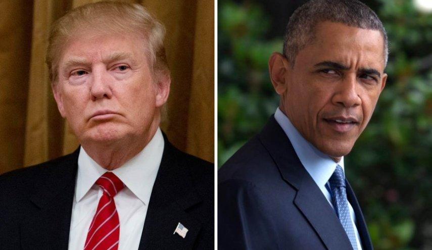 اوباما در پیام تسلیت مرگ بوش پدر هم به ترامپ طعنه زد