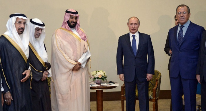 بازی جدید روسیه و عربستان