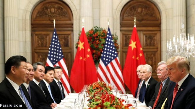 آمریکا و چین آتشبس تجاری اعلام کردند