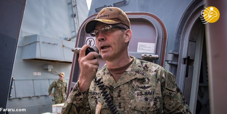 مرگ ناگهانی فرمانده ارشد آمریکایی در غرب آسیا