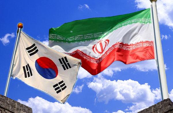 توافق ایران و کره بر سر تجارت نفت در برابر کالا