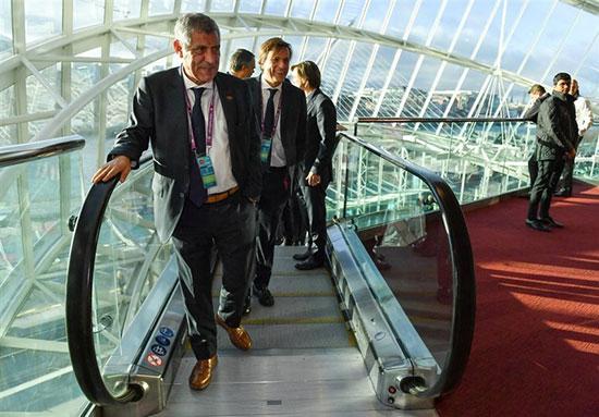 (تصاویر) مرحله انتخابی یورو ۲۰۲۰ قرعه کشی شد