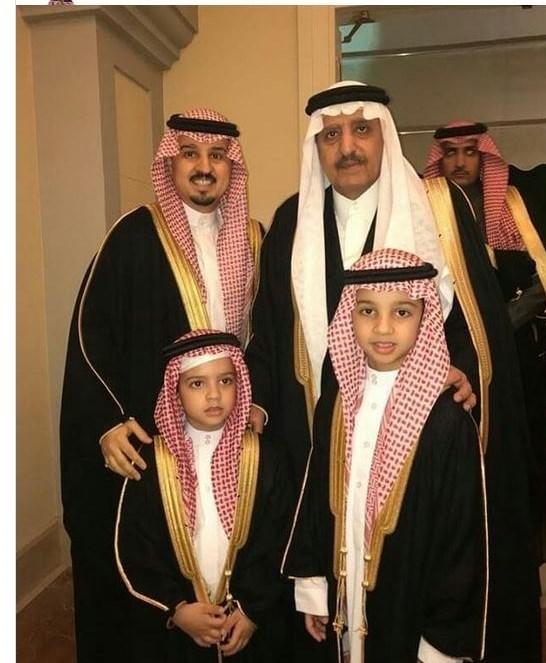 (ویدیو) رقص شاهزادگان نارضی عربستان