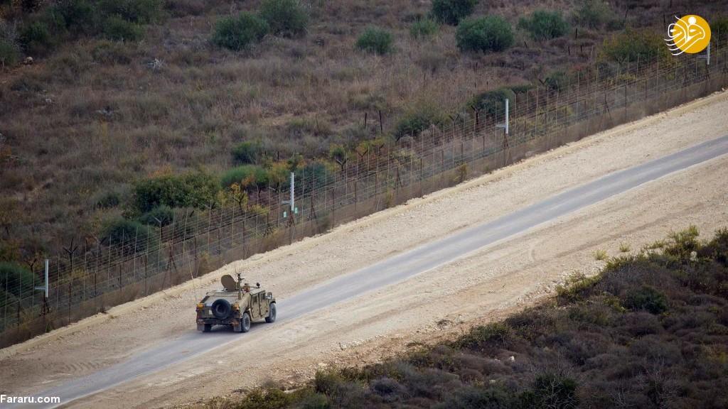 آغاز عملیات نظامی ارتش اسرائیل در مرز با لبنان