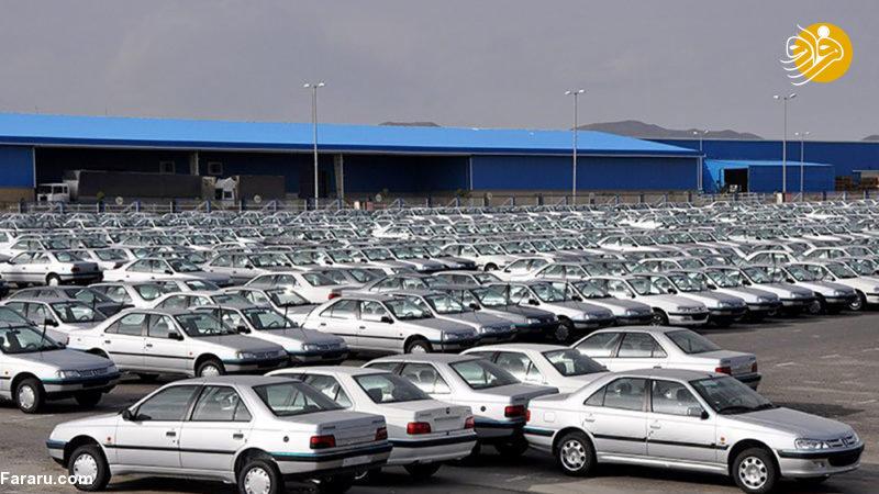 قیمت انواع خودرو در بازار امروز 14 آذر 97