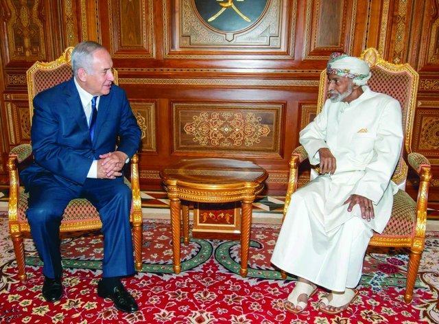 افشای پیشنهاد نتانیاهو به سلطان قابوس