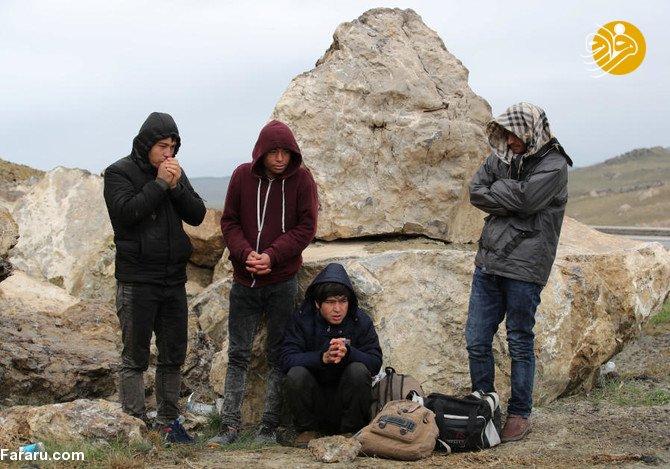 مهاجرت بیش از ۷۰۰۰۰۰ افغانستانی از ایران