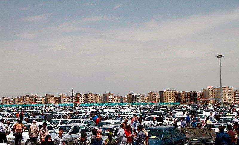 قیمت انواع خودرو در بازار امروز شنبه 17 آذر 97