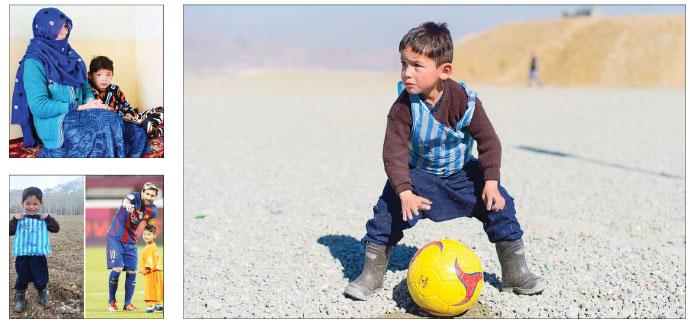 داستان غمانگیز «مسی افغان»