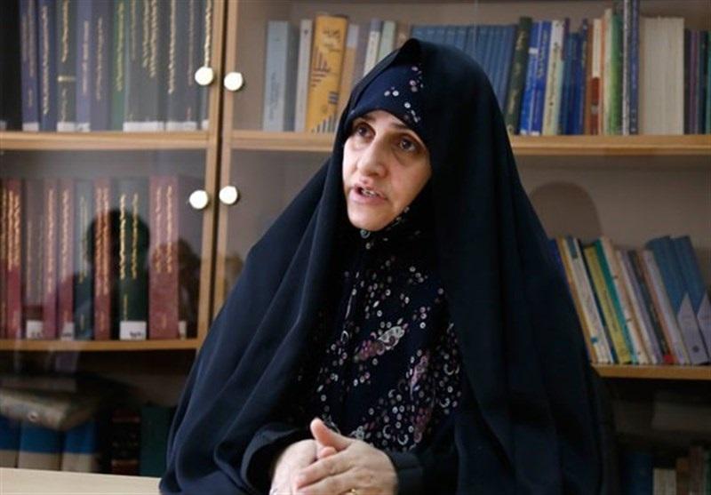 جمیله علمالهدی: مخالف حضور رئیسی در دانشگاه بهشتی بودم