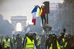 آشوب در فرانسه؛ واکنش در تهران