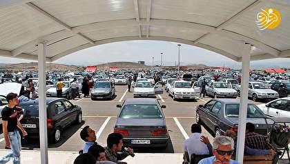 قیمت انواع خودرو در بازار امروز چهارشنبه ۲۱ آذر ۹۷