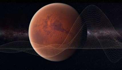 به صدای باد در مریخ گوش دهید!