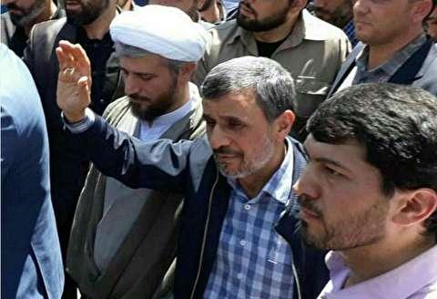 حلقه محمودیه؛ وفاداران محمود احمدی نژاد