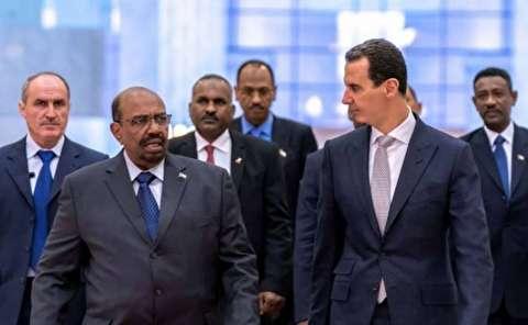 پشتپرده سفر اولین رهبر عربی به دمشق پس از بحران سوریه