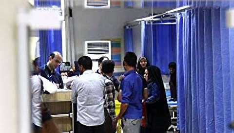 (ویدیو) برخورد اهانت آمیز رئیس بیمارستان با یک بیمار