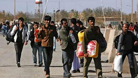 (ویدیو) بدرفتاری با مهاجران افغان در مرز ایران