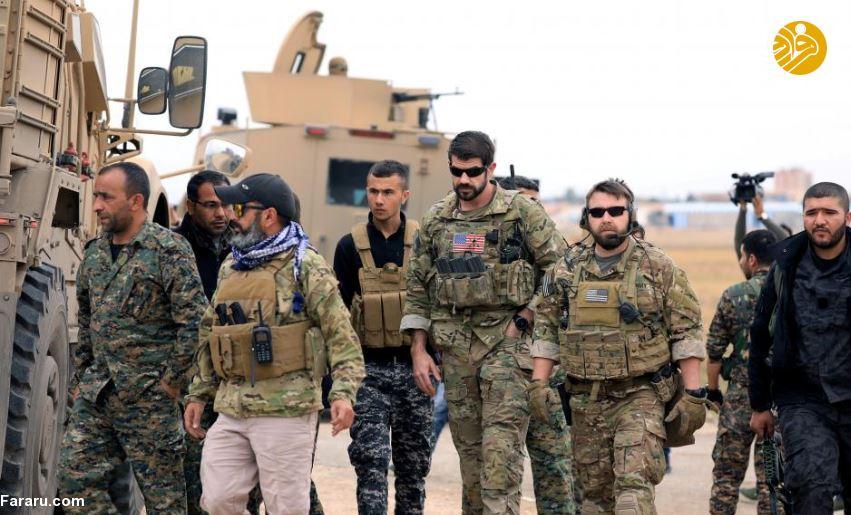 واکاوی دلایل خروج ناگهانی نیروهای آمریکا از سوریه