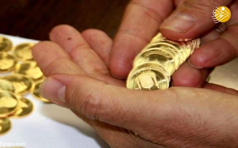 قیمت طلا و سکه در بازار امروز شنبه ۳ آذر ۹۷