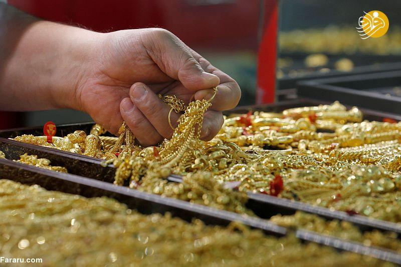 قیمت طلا و سکه در بازار امروز ۸ آذر ۹۷