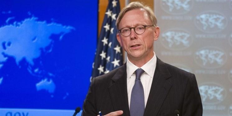 هوک: گزینه نظامی علیه ایران روی میز است