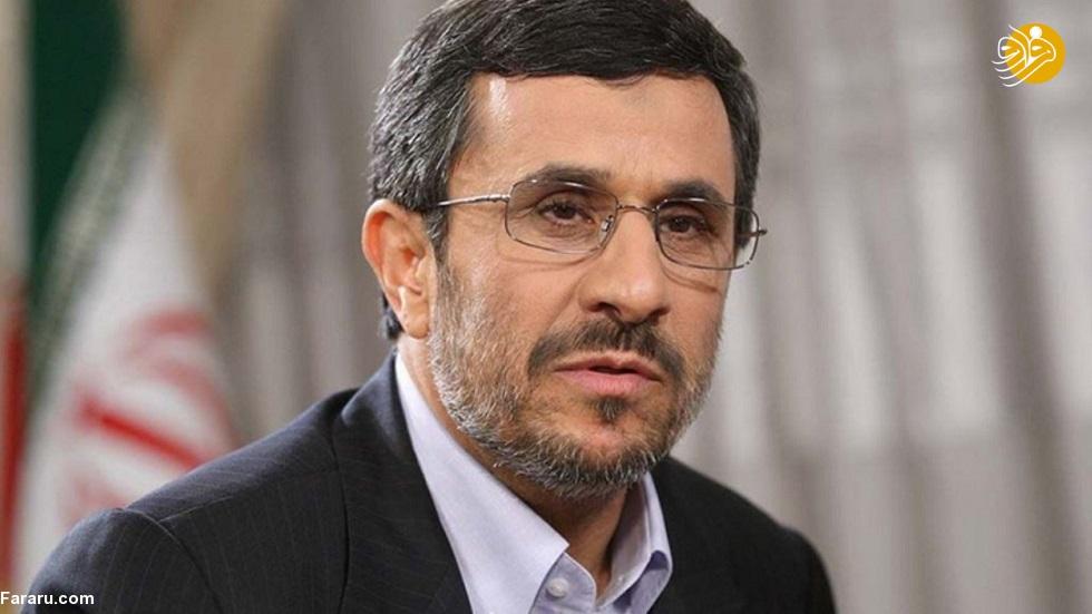 ماجرای جالب سرگردانی احمدینژاد در لیبی