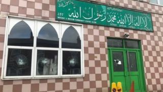 حمله به ۵ مسجد در شهر «بیرمنگام» انگلیس