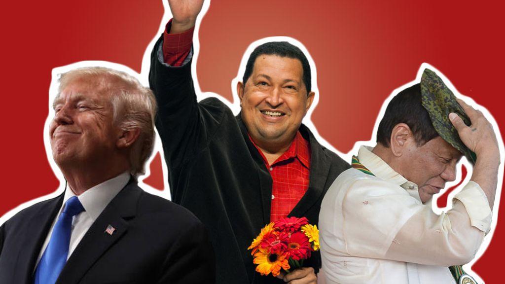 پوپولیزم در ونزوئلا و ایالات متحده: یک مقایسه
