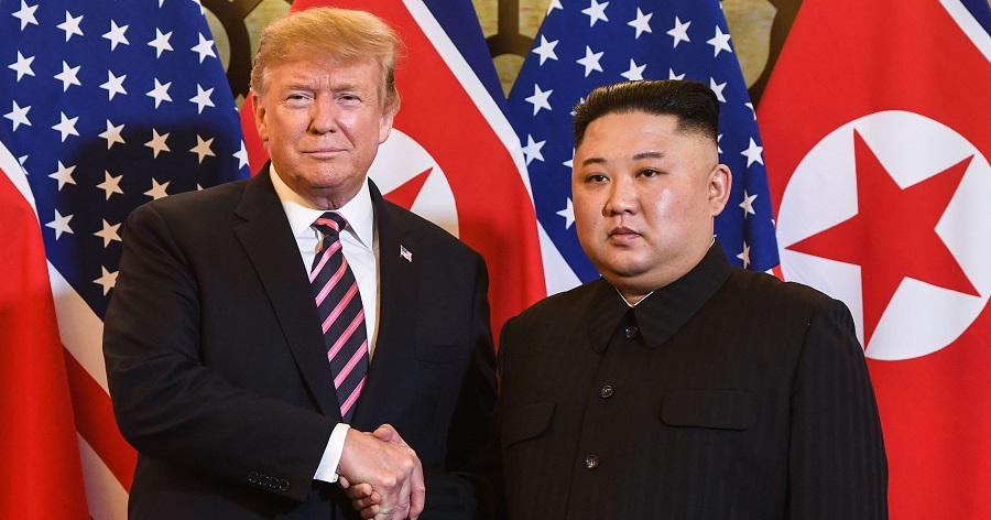 دستنوشته کوتاه ترامپ به کیم و شکست مذاکرات