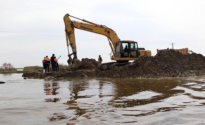 تازهترین اخبار بارندگی ایران؛ وضعیت بحرانی در خوزستان، سنندج و لرستان