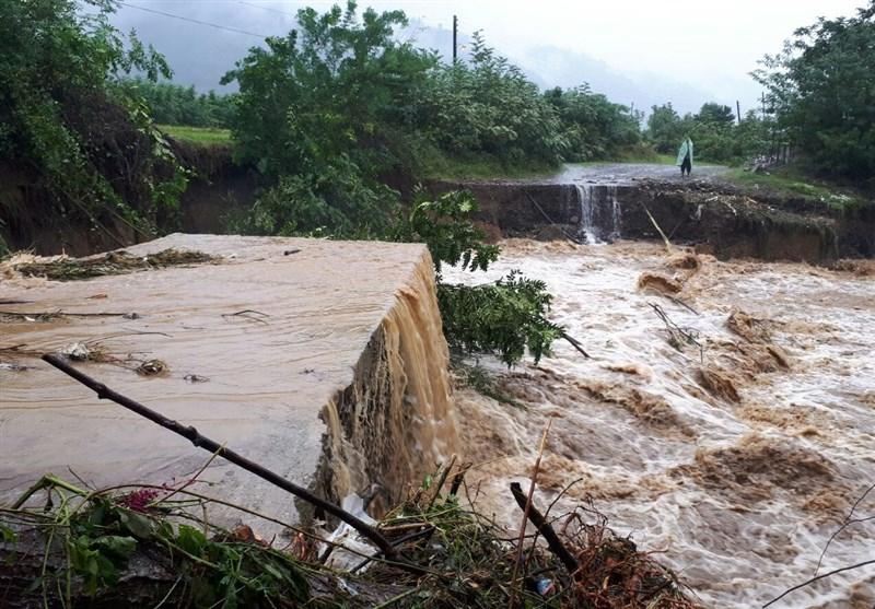 آخرین وضعیت بارندگیها در کشور/ وضعیت بحرانی در ۶ استان