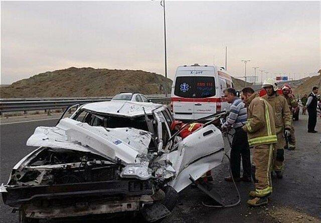 کشته شدن ۵ نفر در محور بروجرد به اراک
