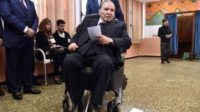 اعلام تغییرات گسترده در دولت الجزایر