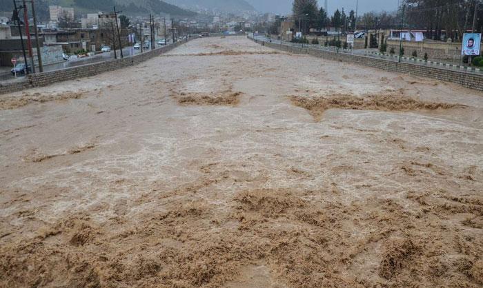 آخرین اخبار از مناطق سیل زده کشور