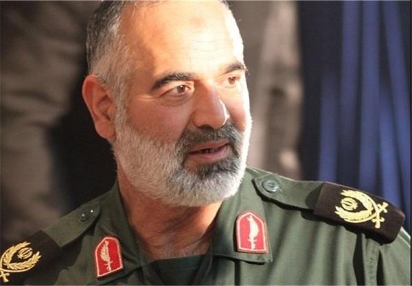 حمله مسلحانه به یک فرمانده سپاه در مناطق سیل زده