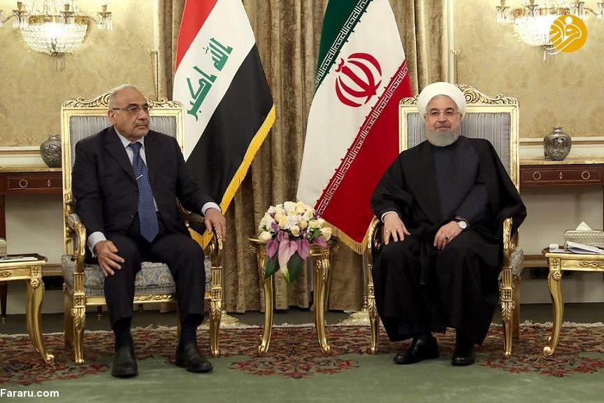 درخواست ایران از عراق برای اصلاح روابط تهران و ریاض