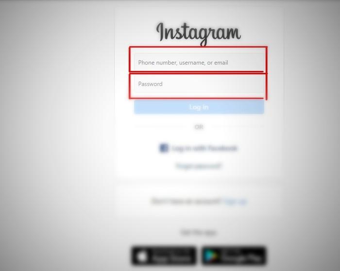 """آموزش """"حذف اکانت اینستاگرام"""" (delete instagram account)"""