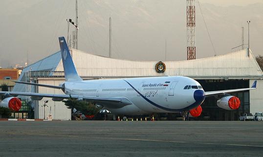 کارنامه نوروزی هواپیمایی کشور