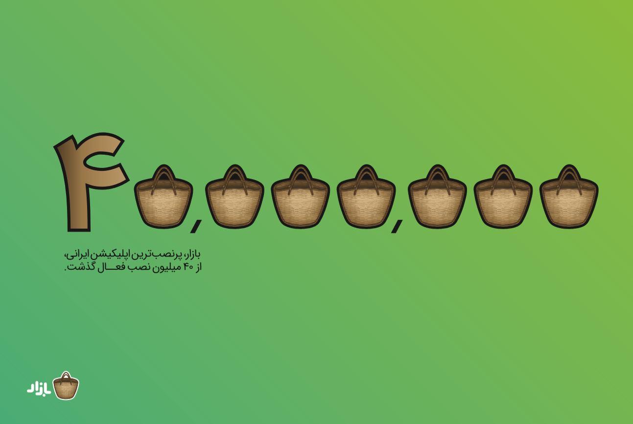کافهای به بزرگی نصف ایران؛ نصب بازار از ۴۰ میلیون دستگاه گذشت