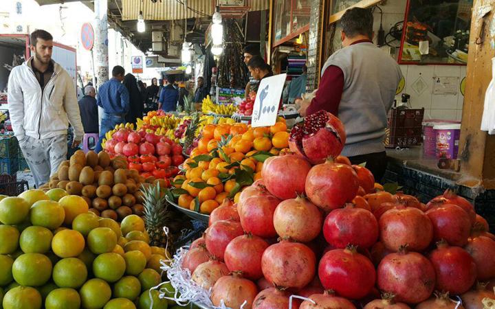 میوه تنظیم بازاری تا ۲۰ فرودین عرضه میشود