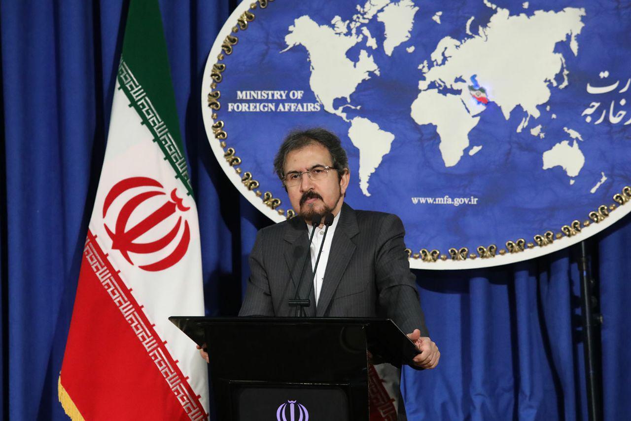 واکنش شدید ایران به تصمیم ترامپ در مورد جولان
