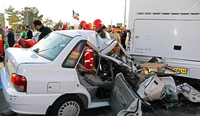 هشدار در مورد جابجایی مصدومان حوادث رانندگی