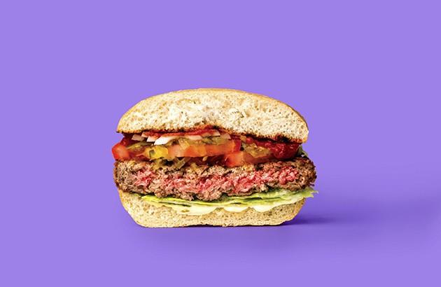 همبرگر افسردگی