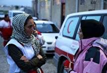 نقش آفرینی جنجالی سلبریتیها در سیلابهای اخیر؛ از هدیه تهرانی تا حسینیبای
